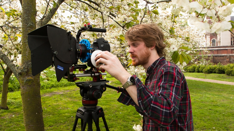 Cinematographer Alex Stone